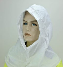 Cloth Spray Hoods - Bleached