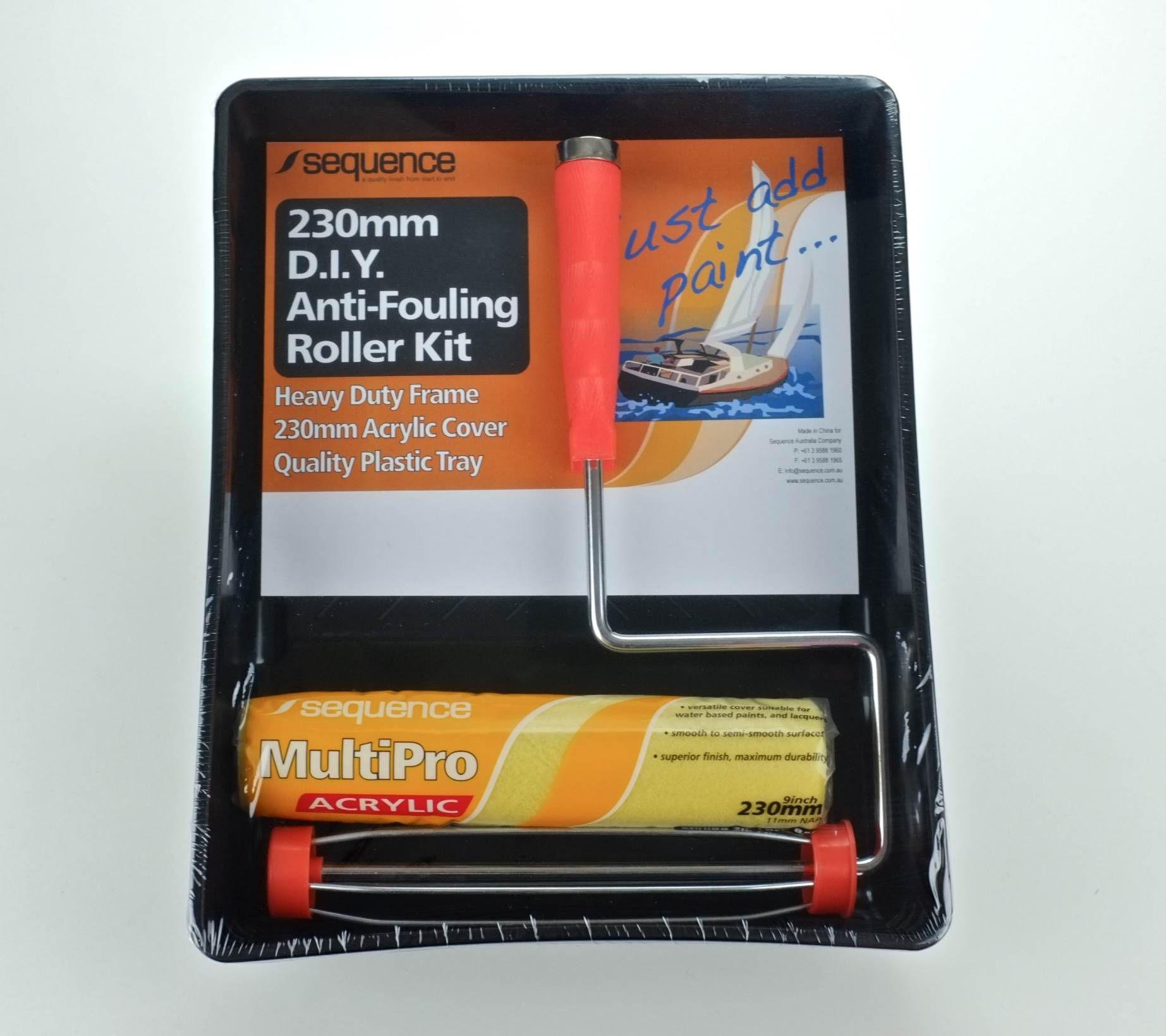 230mm Anti-Fouling Kit - Acrylic Cover
