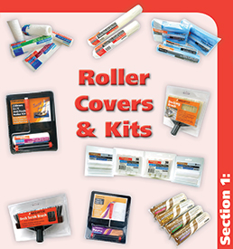 Roller Covers & Kits